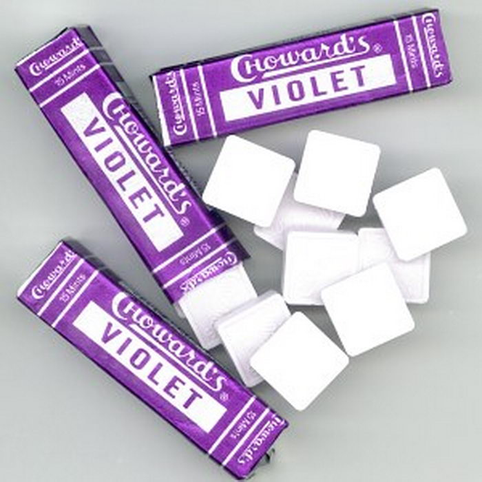 C. Howard's Violet Mint