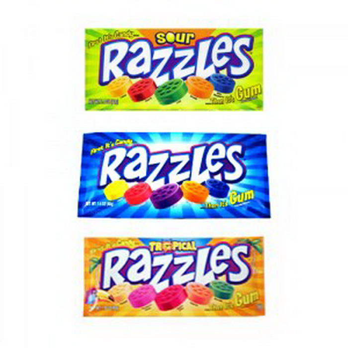 Assorted Razzles
