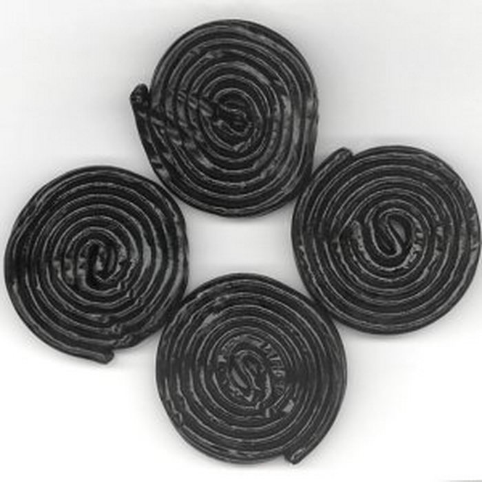 Black Licorice Wheel
