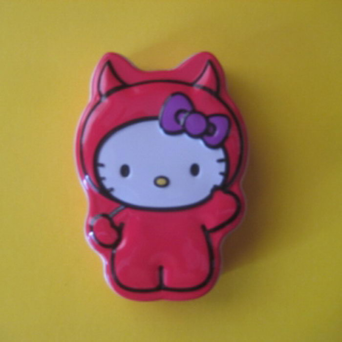 "Hello Kitty ""Lil' Devil"" Tin"