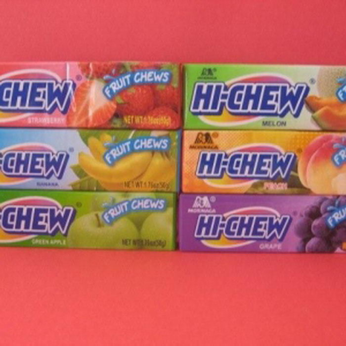 Assorted Hi-Chews
