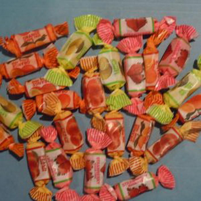 Sugar-Free Assorted Fruit Chews