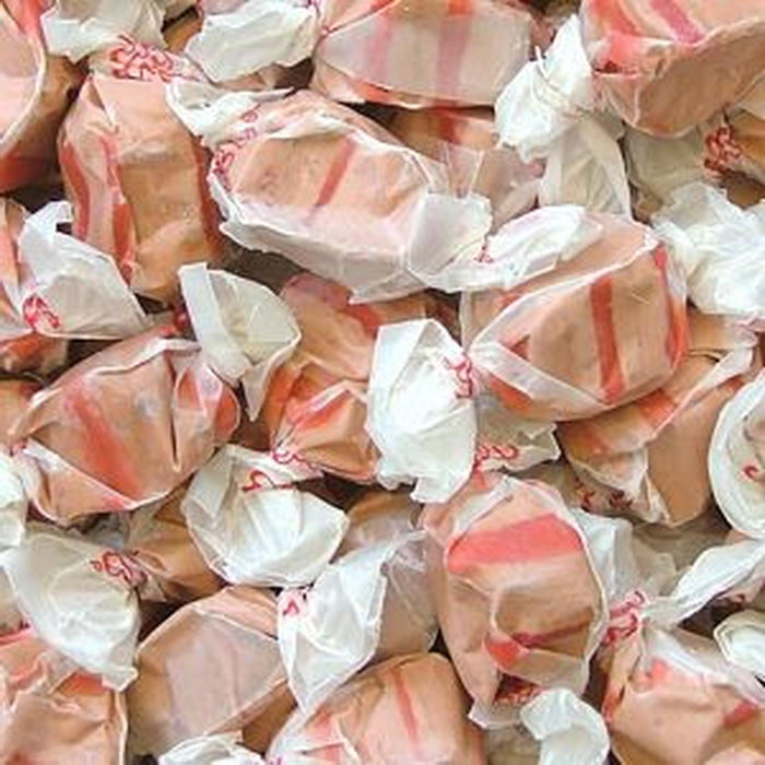 Cherry Cola Taffy