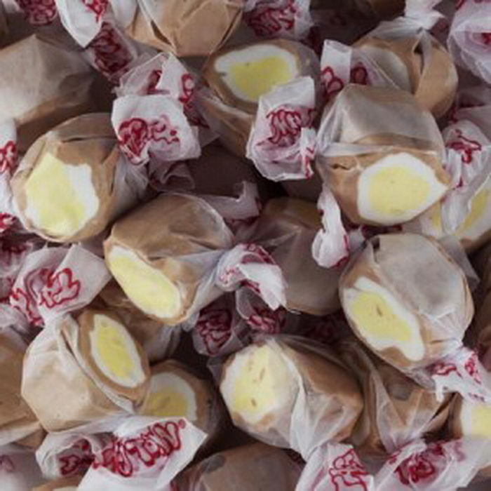 Banana Cream Pie Taffy