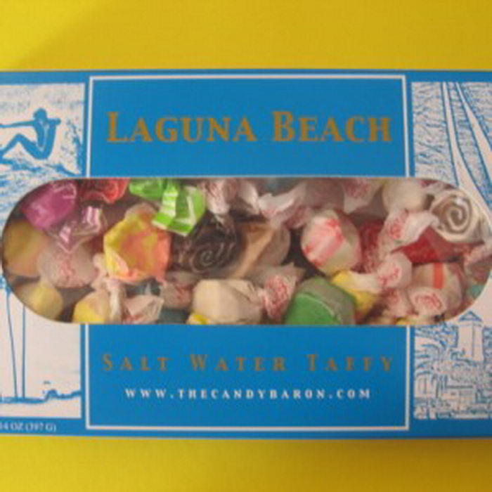 Laguna Beach Assorted Taffy Gift Box
