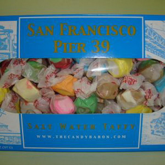 San Francisco Assorted Taffy Gift Box