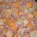 Peaches and Cream Taffy