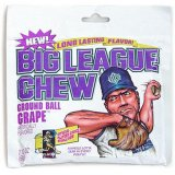 Big League Chew - Groundball Grape