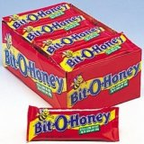 Bit-O-Honey Bar