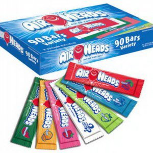 Assorted Airheads