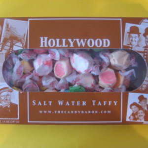 Hollywood Assorted Taffy Gift Box
